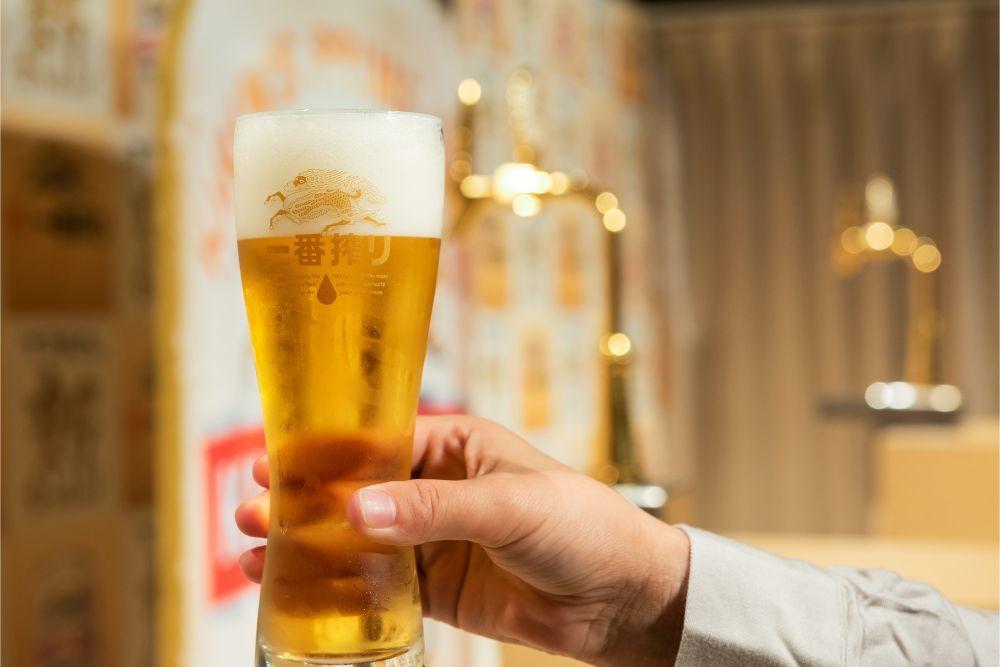 ざわちん キリンビール