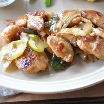 夫がお気に入りの簡単な鶏肉料理の画像
