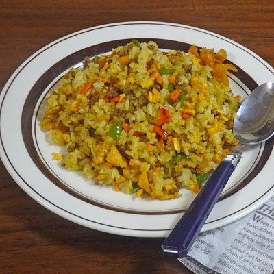 冷凍ご飯で作れるパラパラ炒飯の画像
