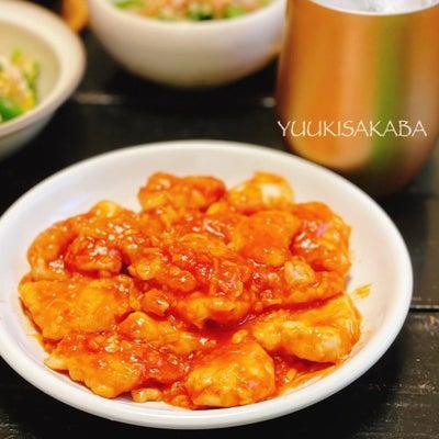 手軽に作れる「鶏チリ」レシピの画像