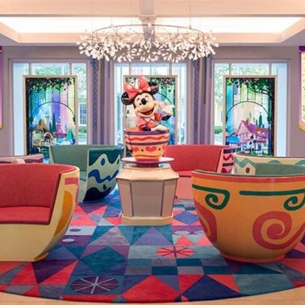 1人3千円台のディズニーホテルの画像