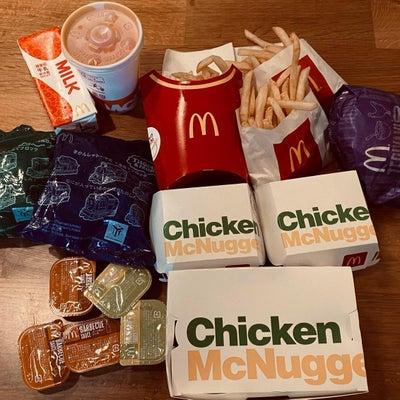 マック商品翌日食べる時の温め方の画像