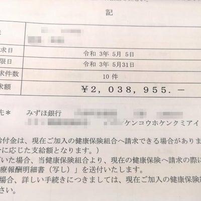 会社から届いた200万円超の請求の画像