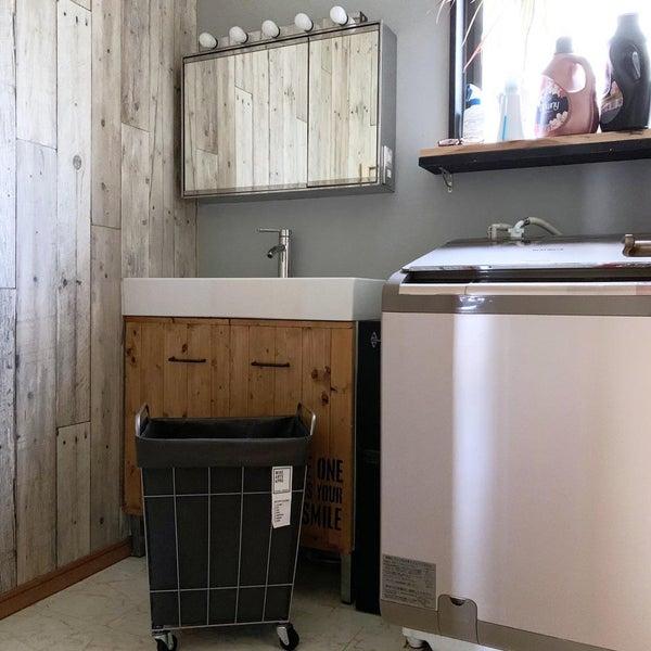 IKEAの洗面台を使っていない理由の画像