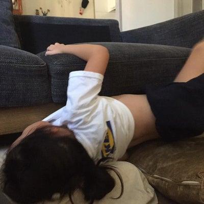 手が付けられない自閉症娘の癇癪の画像