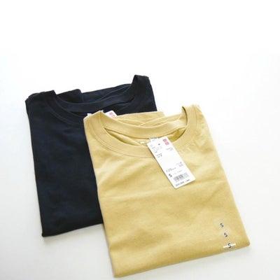 ユニクロ 昨年から話題のTシャツの画像
