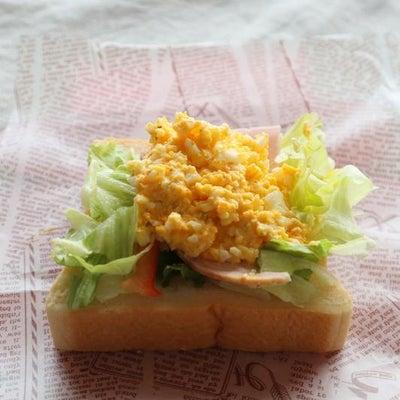 やってはいけないサンドイッチの画像