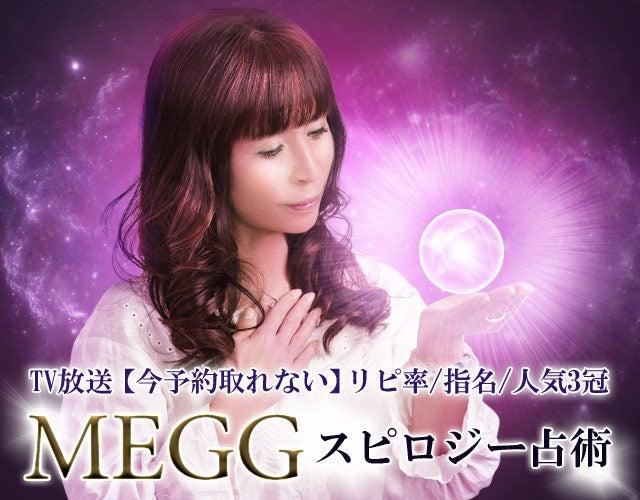 TV放送【今予約取れない】リピ率/指名/人気3冠◆MEGG/スピロジー占術