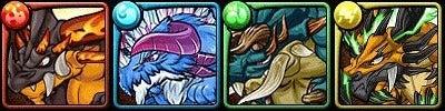 ドラゴンシリーズの画像