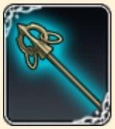ヒスイの錫杖の画像