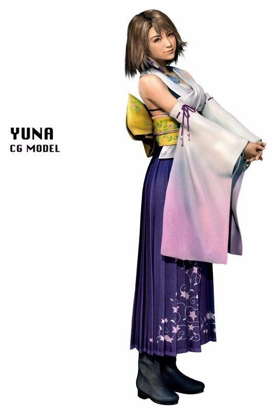 ユウナの画像
