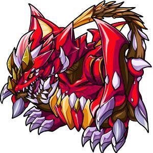 ★5「獄魔竜 ディアブルドラゴン」(通常種進化後)の画像