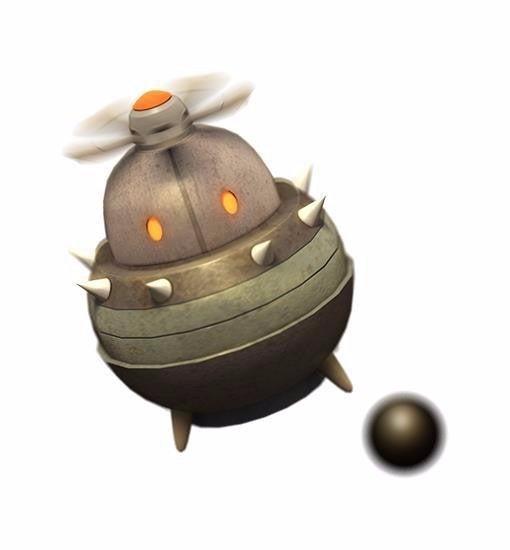 爆撃機ボマの画像