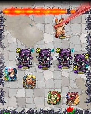 マップ攻略(ステージ1)の画像