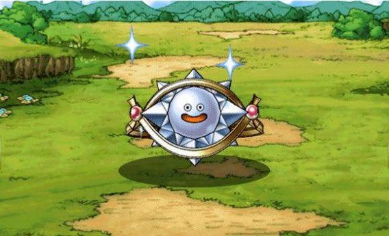 ダイヤモンドスライムの画像
