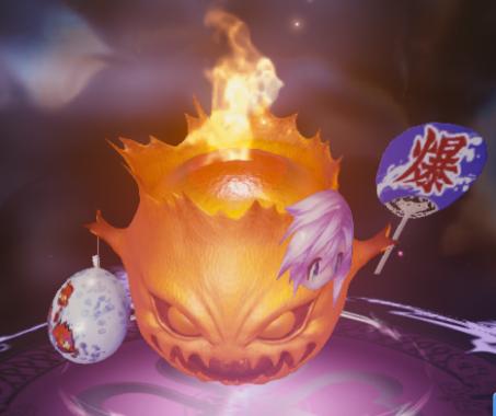 ◆お祭りボムの画像