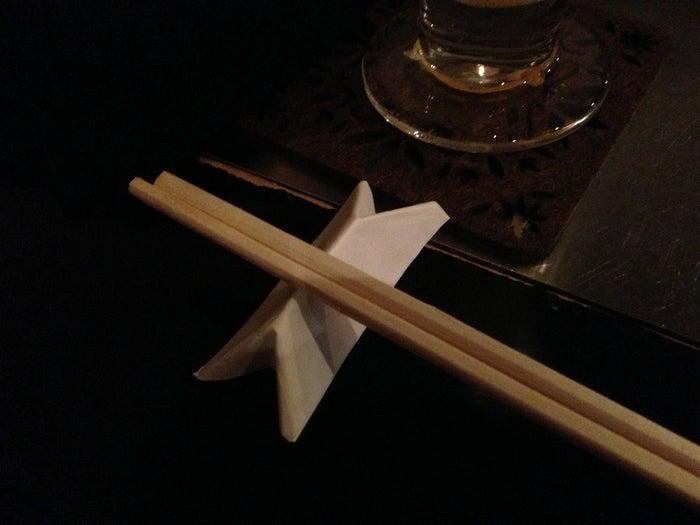 簡単 折り紙 : 折り紙で作る箸置き : divulgando.net