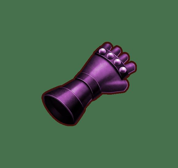 ★2爪・退魔の手袋の画像