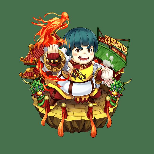 ★4モンク・ドラゴンの画像