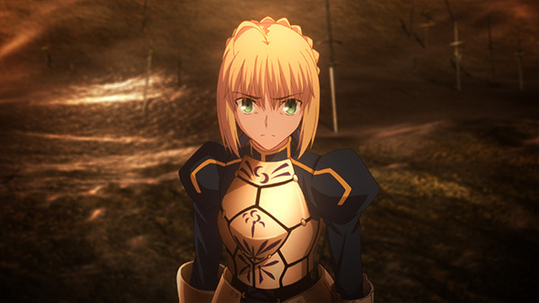 #20 Unlimited Blade Works.の画像