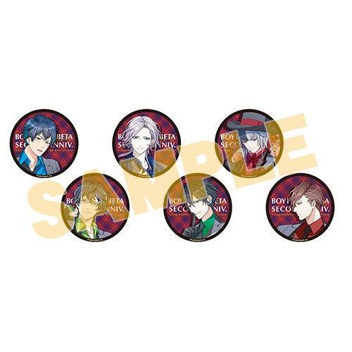 『2周年記念トレーディング缶バッジ』全6種の画像