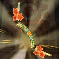 イエロートランペットの画像