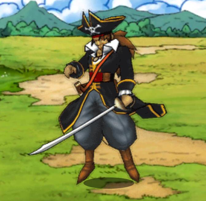 キャプテン・クロウの画像