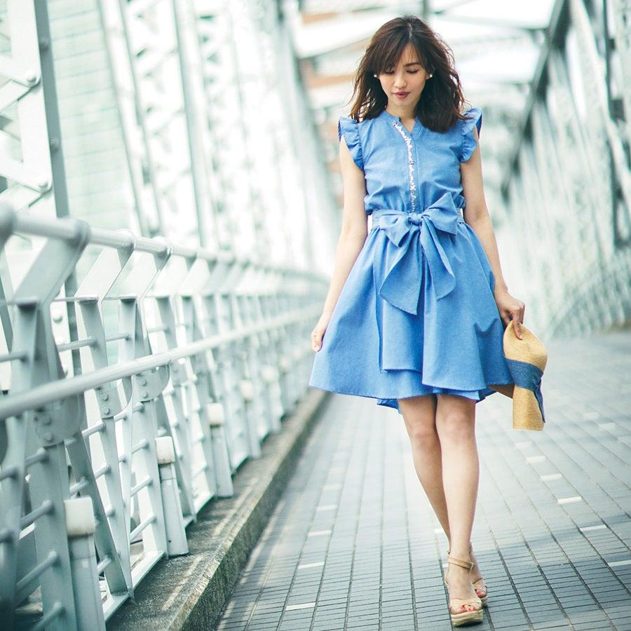 小嶋陽菜のファッションをプチプラで