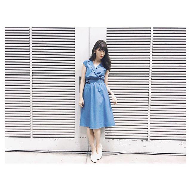 小嶋陽菜のファッションはどれもツボすぎる
