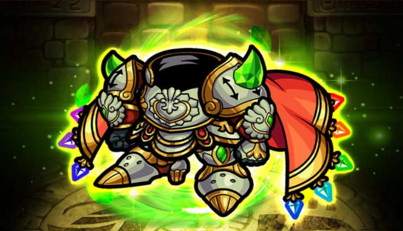 ★6鎧「地翠業の緑宝鎧」 New!!の画像