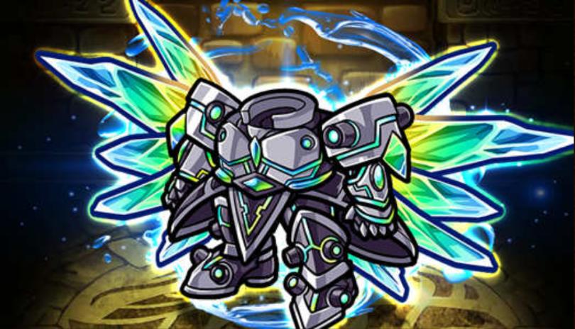 ★6鎧「凍零業の氷晶鎧」の画像