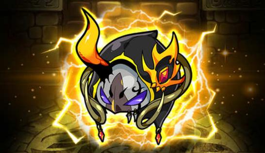 ★6兜「闇穿業の雷纏巾」の画像