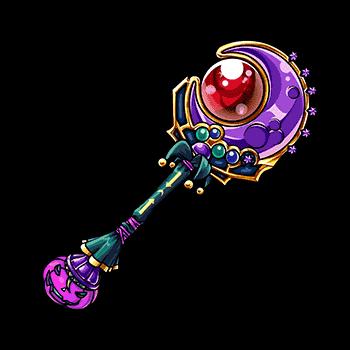 妖艶月の呪杖の画像