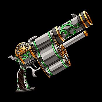ぶどう弾銃・改の画像