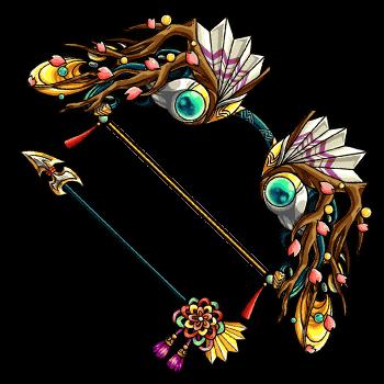黄泉津大神の閃撃弓の画像