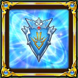 竜の騎士の盾(★5 盾)の画像
