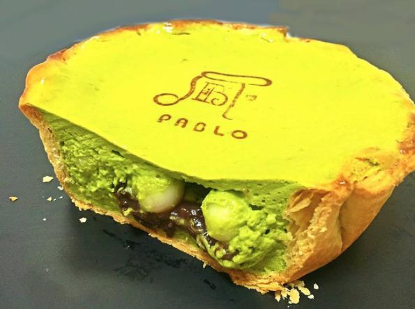 画像 口に入れた瞬間に消えるなめらかさにうっとりする…♡パブロの期間限定「焼きたて宇治抹茶チーズケーキ」に癒されたい