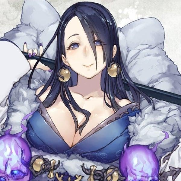 被虐のかぐや姫の画像