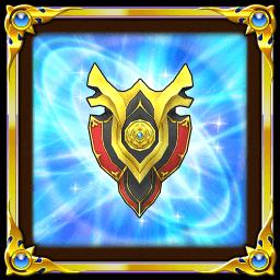 焔龍神の盾(★5 たて)の画像