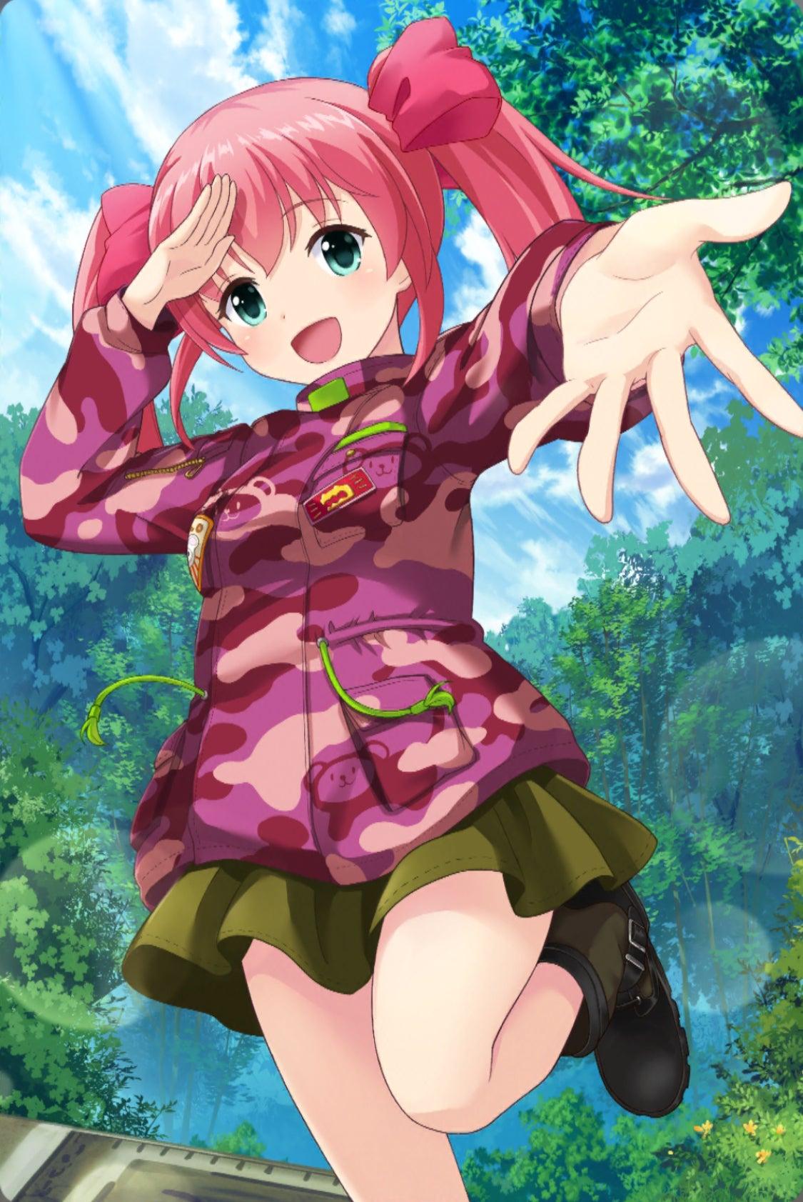 ★3[カモフラジャケット]桜子の画像