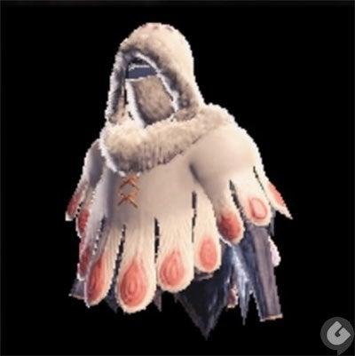耐寒の装衣