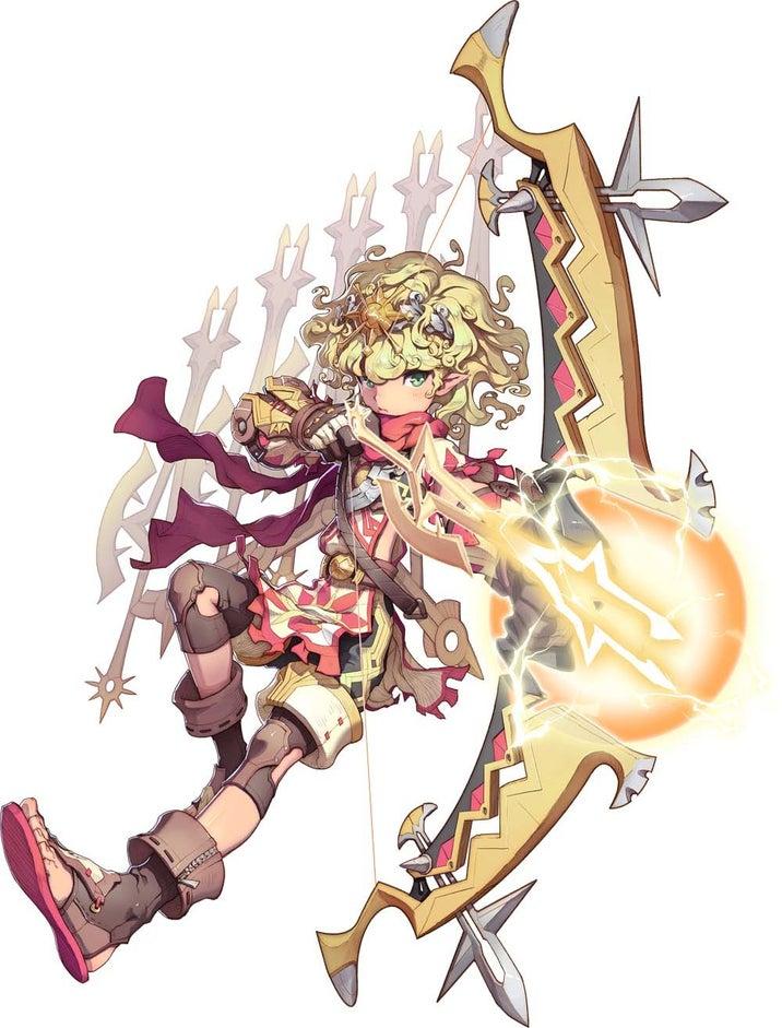 スペシャル召喚で入手できる 新騎士「アポロン」の画像
