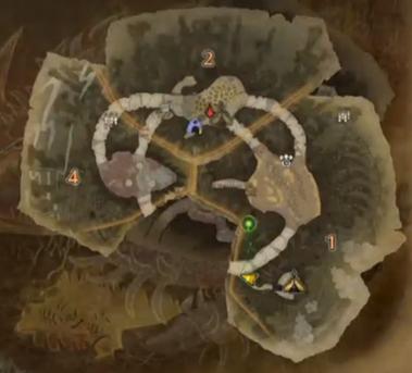 瘴気の谷:第3階層の画像