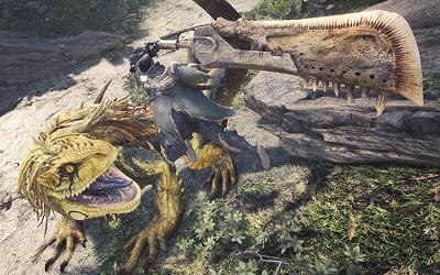 ドスジャグラス(狩猟対象)の画像