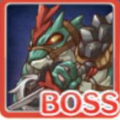 BOSS:リザードマン