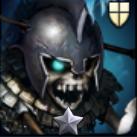 冷気の骸骨騎士