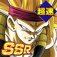 SSR【逆襲のサイヤ人戦士】超サイヤ人3バーダック(超速)