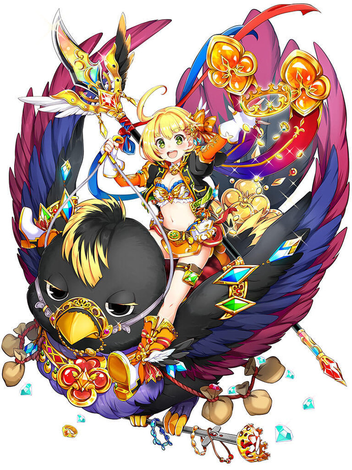 ソアラ(CV:新井里美):ドラゴンライダーの画像