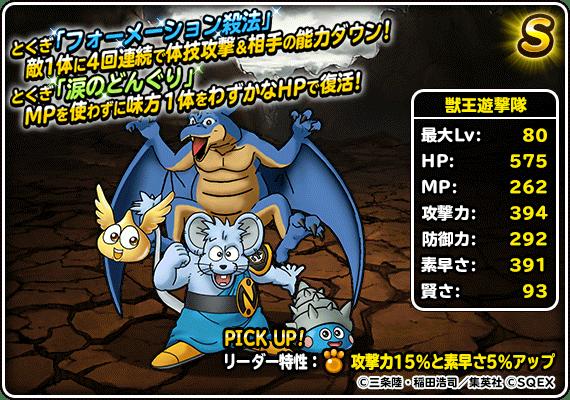 獣王遊撃隊(ランクS)の画像