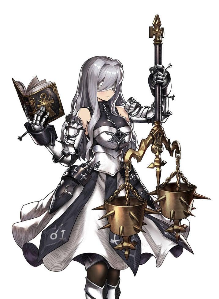 「グロリア」(☆5、防御型)の画像